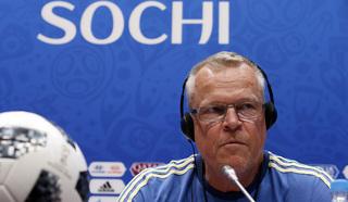 Тренер сборной Швеции Андерссон: это самое тяжелое поражение в моей карьере
