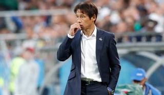 Тренер сборной Японии Нисино: мы не дали сенегальцам навязать свою игру