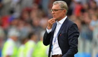 Тренер сборной Польши Навалка: мы сыграли, как смогли