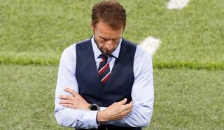 Тренер англичан Саутгейт: горжусь своей командой
