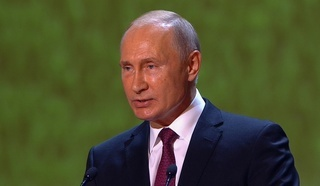 Путин: благодаря чемпионату мира по футболу рухнули мифы о России
