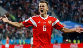 Денис Черышев стал открытием чемпионата мира по версии ФИФА
