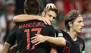 Загреб встретил своих футболистов как героев
