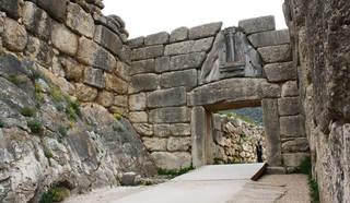 Микены — древний город на северо-востоке Пелопоннеса