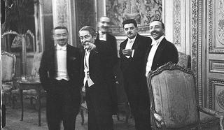 «А! Вот и он, Король нескромности!» 1931 год.