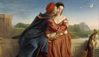 """Картина Дайса Уильяма """"Франческа да Римини"""" (1837) Фото https://cultura.biografieonline.it"""