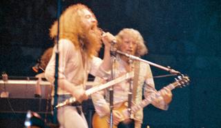 Британская группа Jethro Tull (Чикаго, 1973 год)