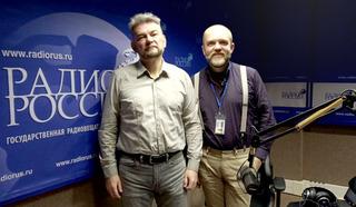 Вадим Лукашевич и Дмитрий Конаныхин