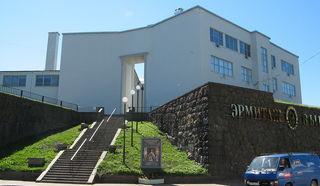 Эрмитажный центр в Выборге, автор фото - Милашин П. А. / CC BY 3.0