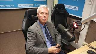 главный гематолог Москвы, профессор, д.м.н. Вадим Птушкин