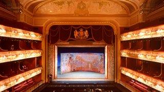Сцена Королевского театра в Ковент-Гардене //gidtravel.com/