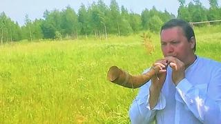 Играет Владимир Платонов. Фото Людмилы Осиповой