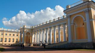 Александровский дворец в Царском селе