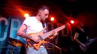 Сергей Головин, российский гитарист и композитор /akkordam.ru/