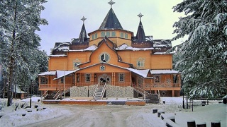 Дом Деда Мороза. Великий Устюг /ru.m.wikipedia.org/