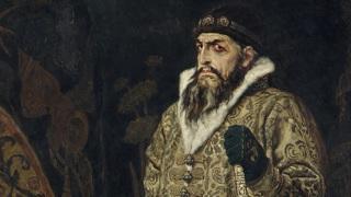 Царь Иван Грозный. Автор - Виктор Михайлович Васнецов /ru.wikipedia.org/