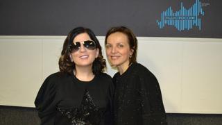 Диана Гурцкая и Мария Макарова