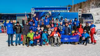 Сборная РФ по горнолыжному спорту лиц с ПОДА