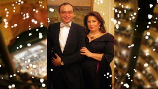 Дмитрий Бертман и Марина Мещерякова