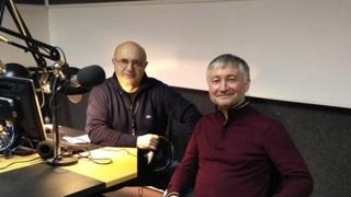 Николай Мамулашвили и Ахмет Ярлыкапов