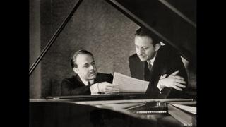 Насио Херб Браун и Артур Фрид. Фото MGM