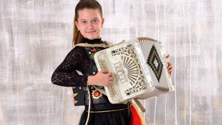 Алина Хлебнова.  Фото - Евгения Кетц.