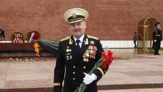 Капитан первого ранга Александр Щитников
