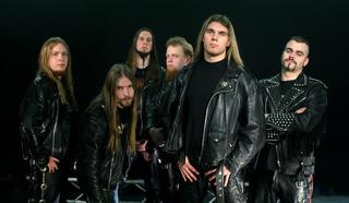Sabaton — шведская пауэр-метал-группа  /diehalle-frankfurt/