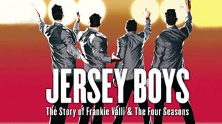 Мюзикл ''Jersey Boys'' (история и песни Фрэнки Вэлли (Frankie Valli) и группы ''The Four Seasons'').
