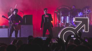 "Американская инди-рок-группа ""The Killers"""