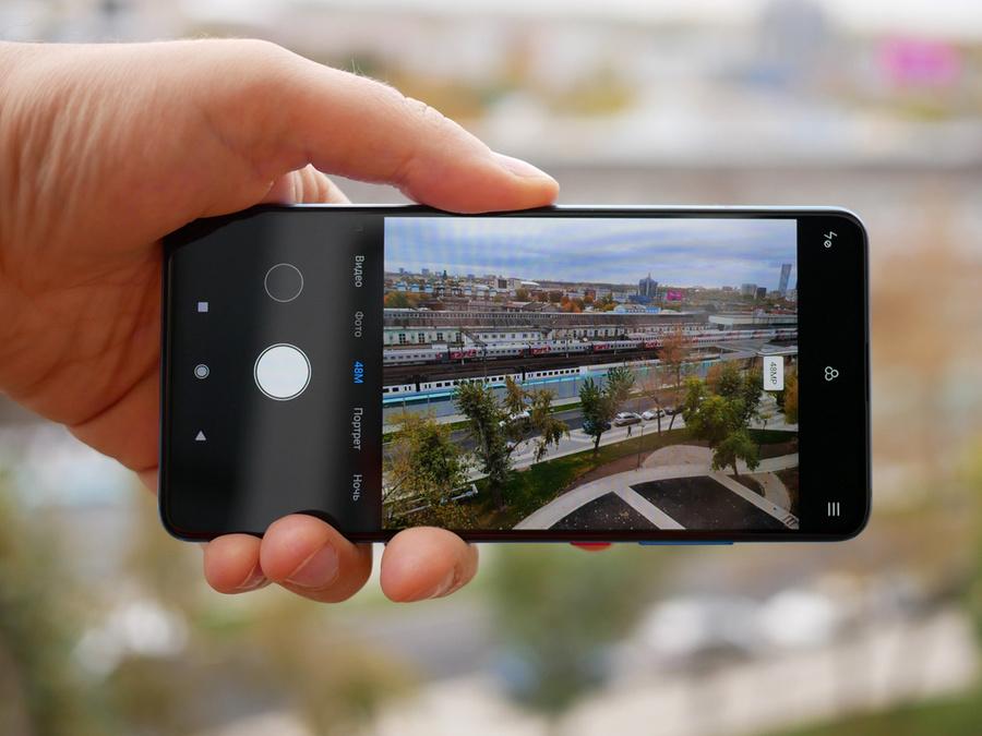 Mi 9T Pro Камера
