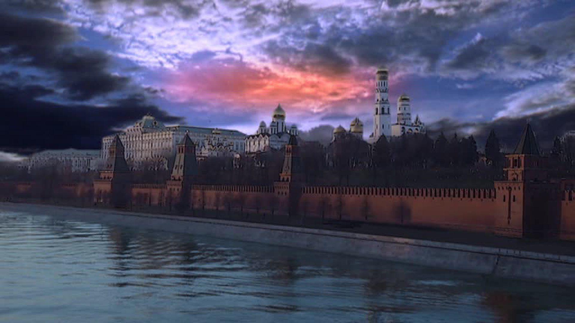 Кремль. Страницы истории