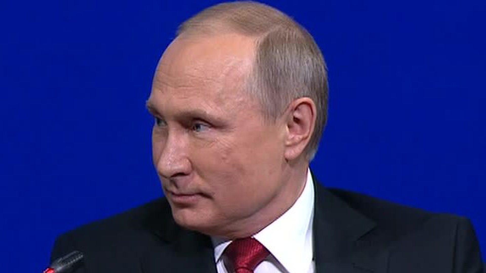 Прямая линия с Владимиром Путиным. 2017