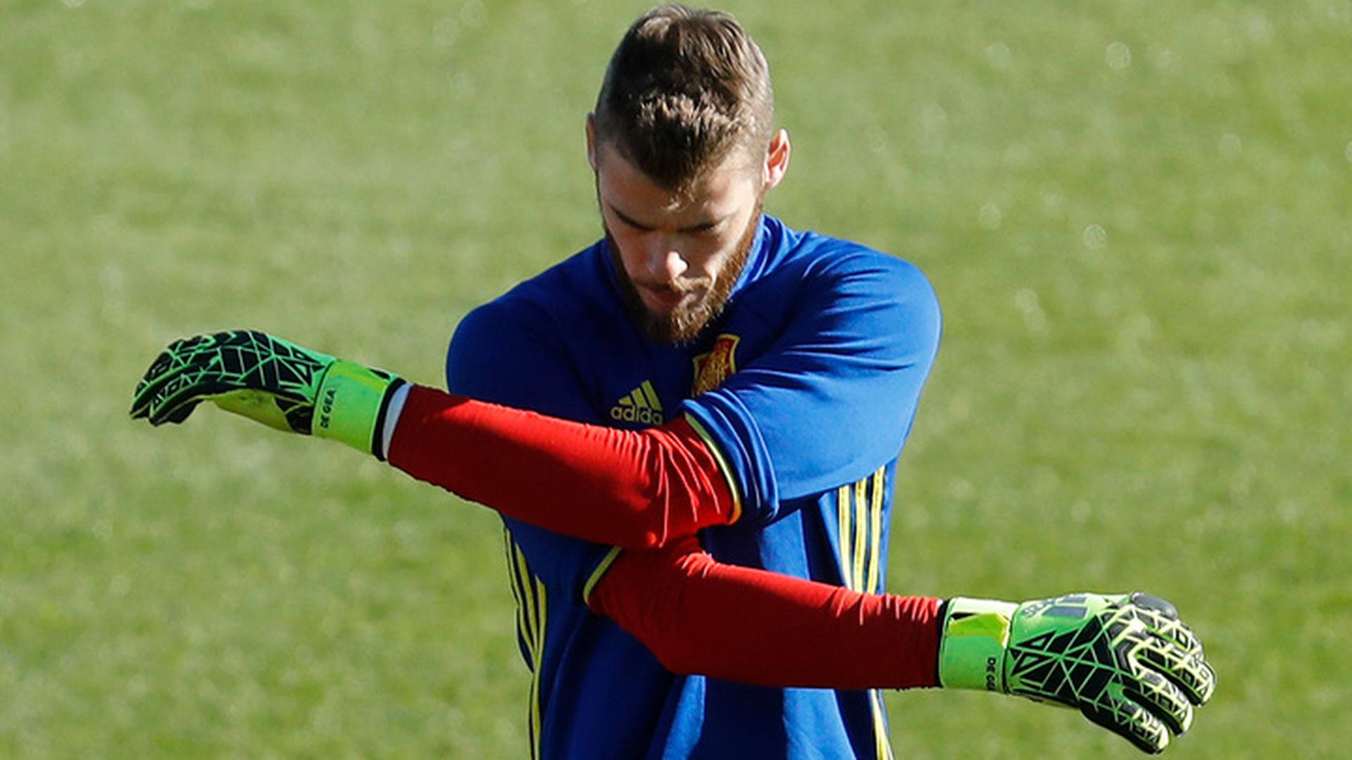 Де Хеа выйдет в стартовом составе Испании в матче против Ирана
