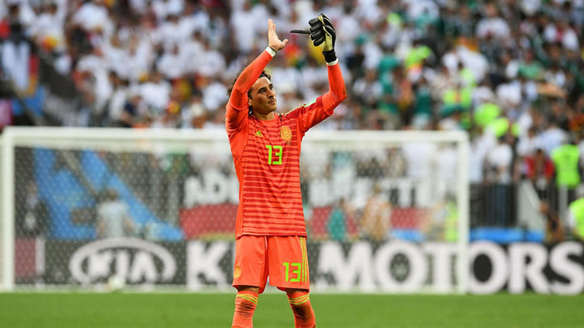 Вратарь сборной Мексики Очоа: Россия прекрасно организовала чемпионат мира