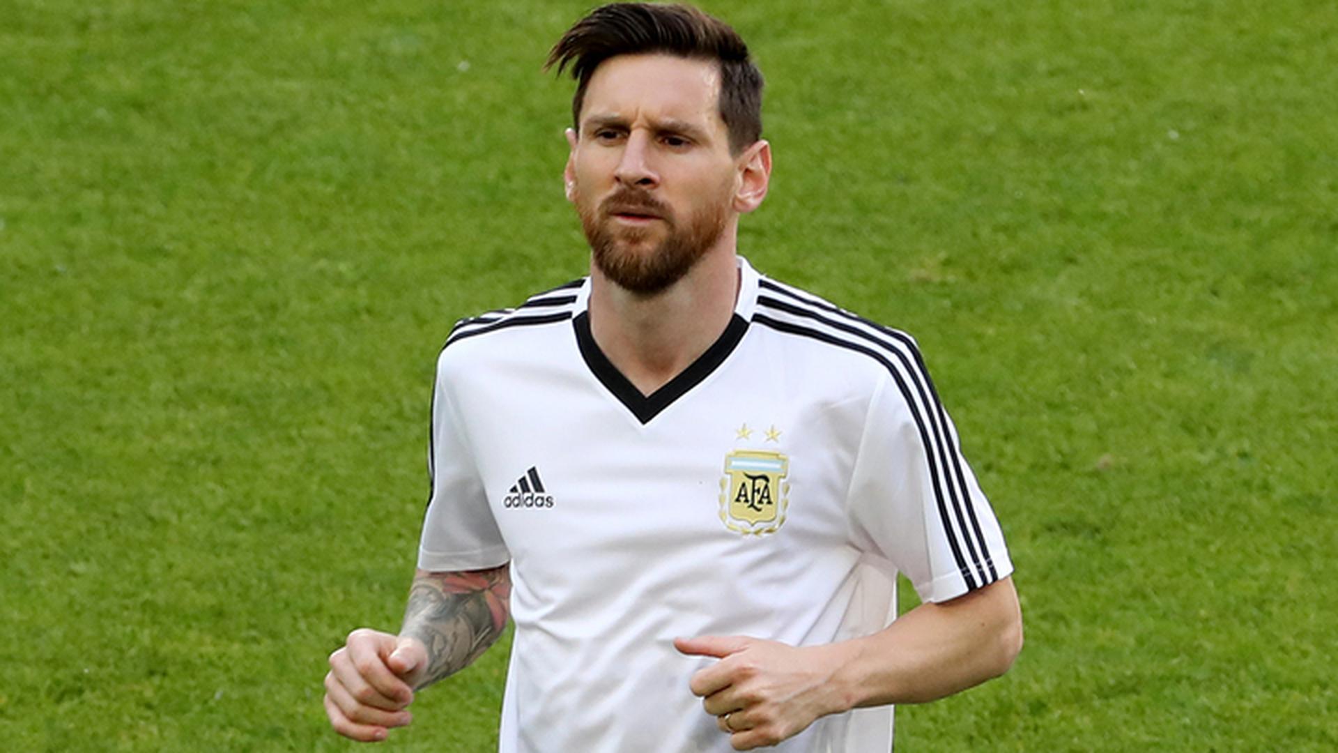Месси и Маскерано определят состав Аргентины на матч против Нигерии