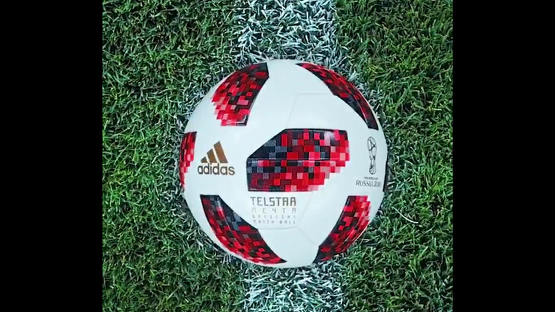 ФИФА представила официальный мяч чемпионата мира для игр плей-офф