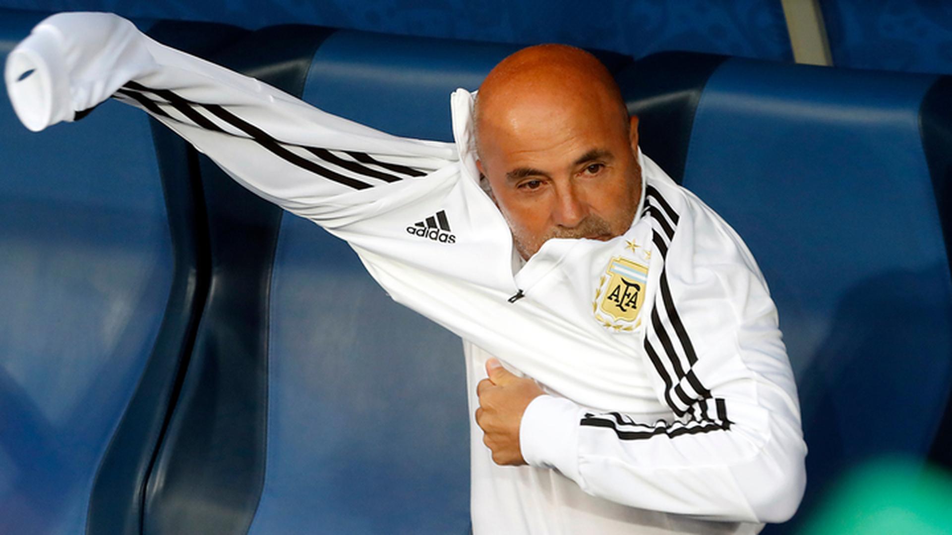 Тренер аргентинцев Сампаоли согласовывал замену с Месси