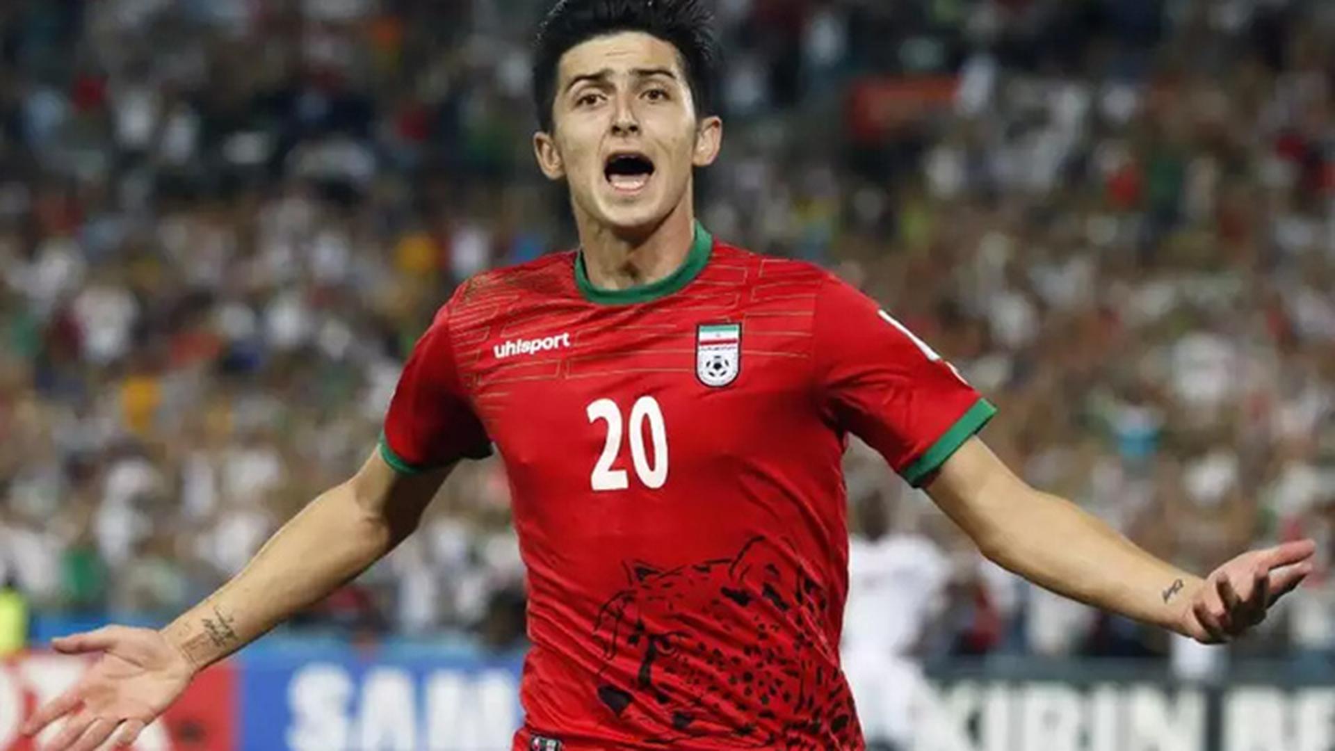 Сердар Азмун решил покинуть сборную Ирана