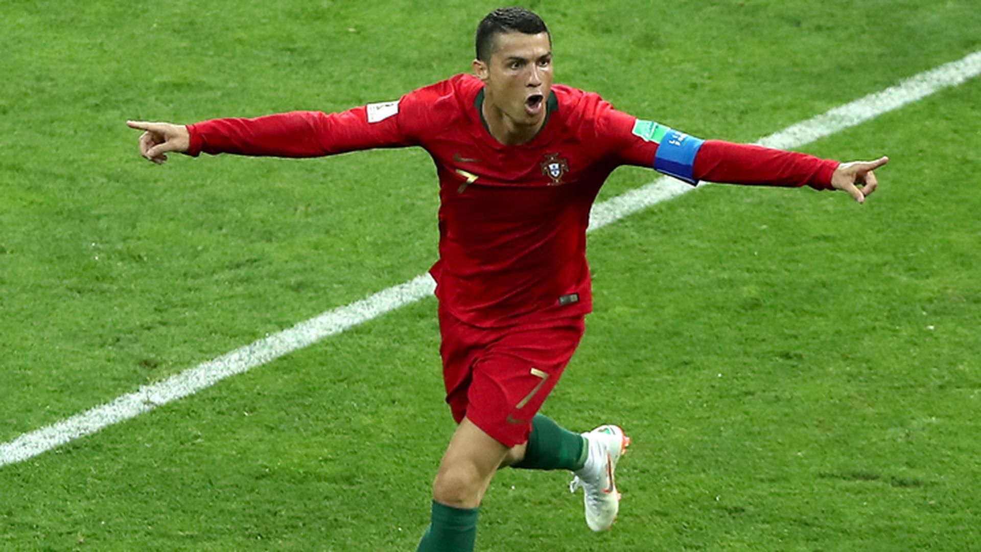 Роналду гордится своим выступлением на чемпионате мира