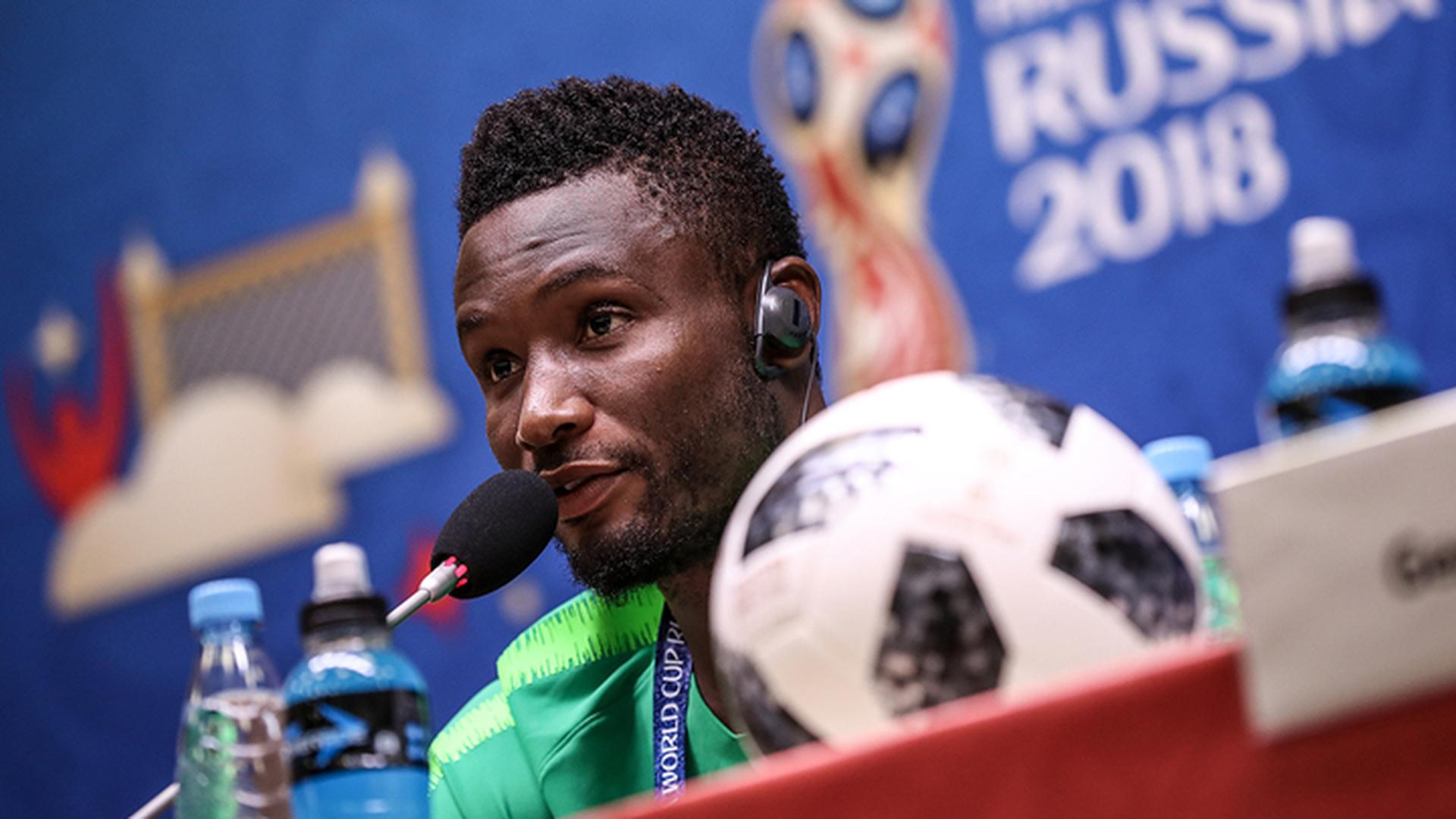 Работники милиции освободили похищенного отца нигерийского футболиста Микела