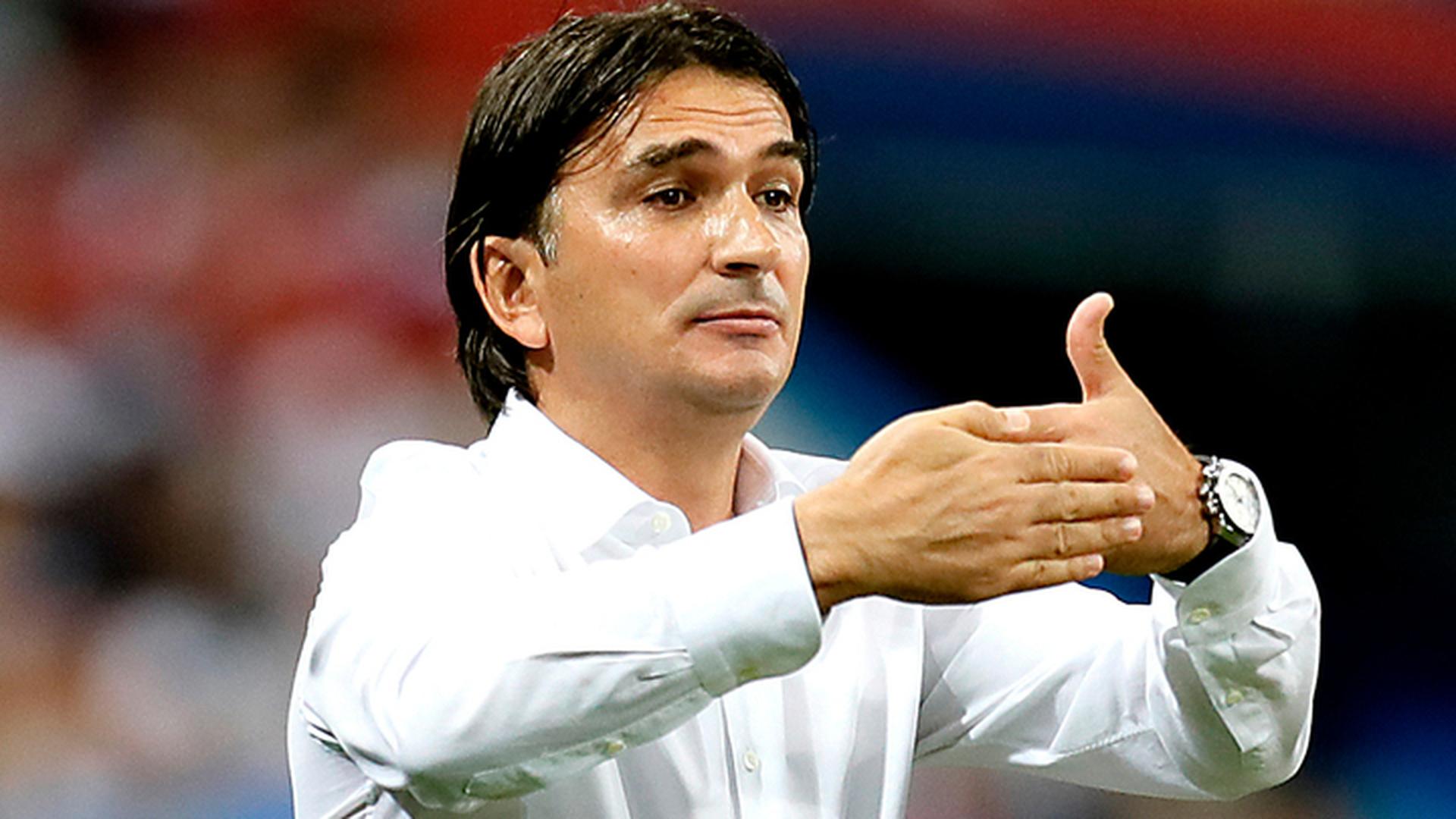 Главный тренер сборной Хорватии: Россия играла отлично и боролась до конца