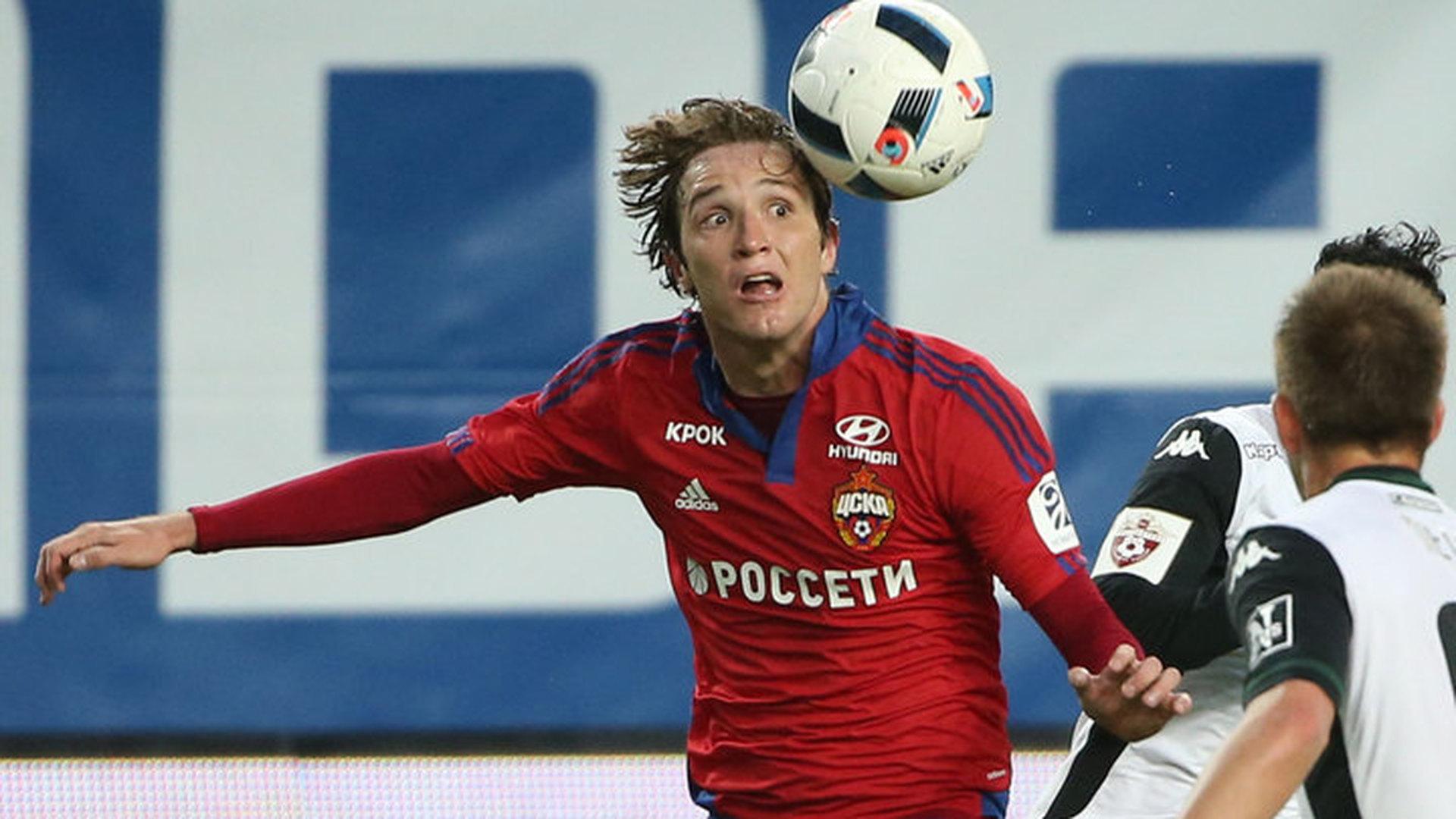 Марио Фернандес: Благодарю зачесть защищать цвета Российской Федерации всоставе сборной