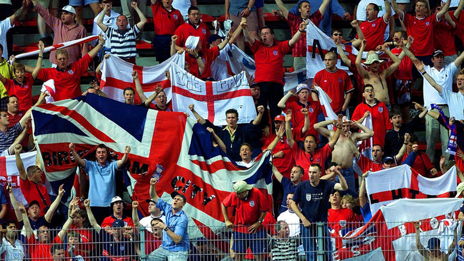 На полуфинал Англия – Хорватия прилетит свыше 10 тысяч англичан