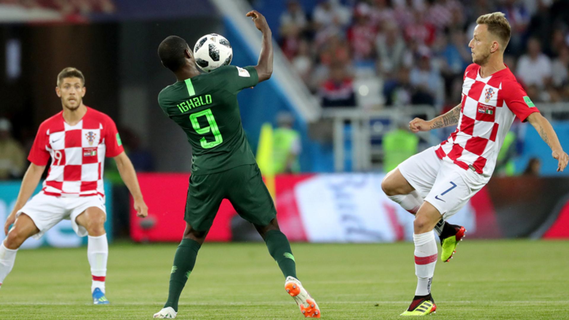 ФИФА может наказать Хорватию из-за баннера усташей