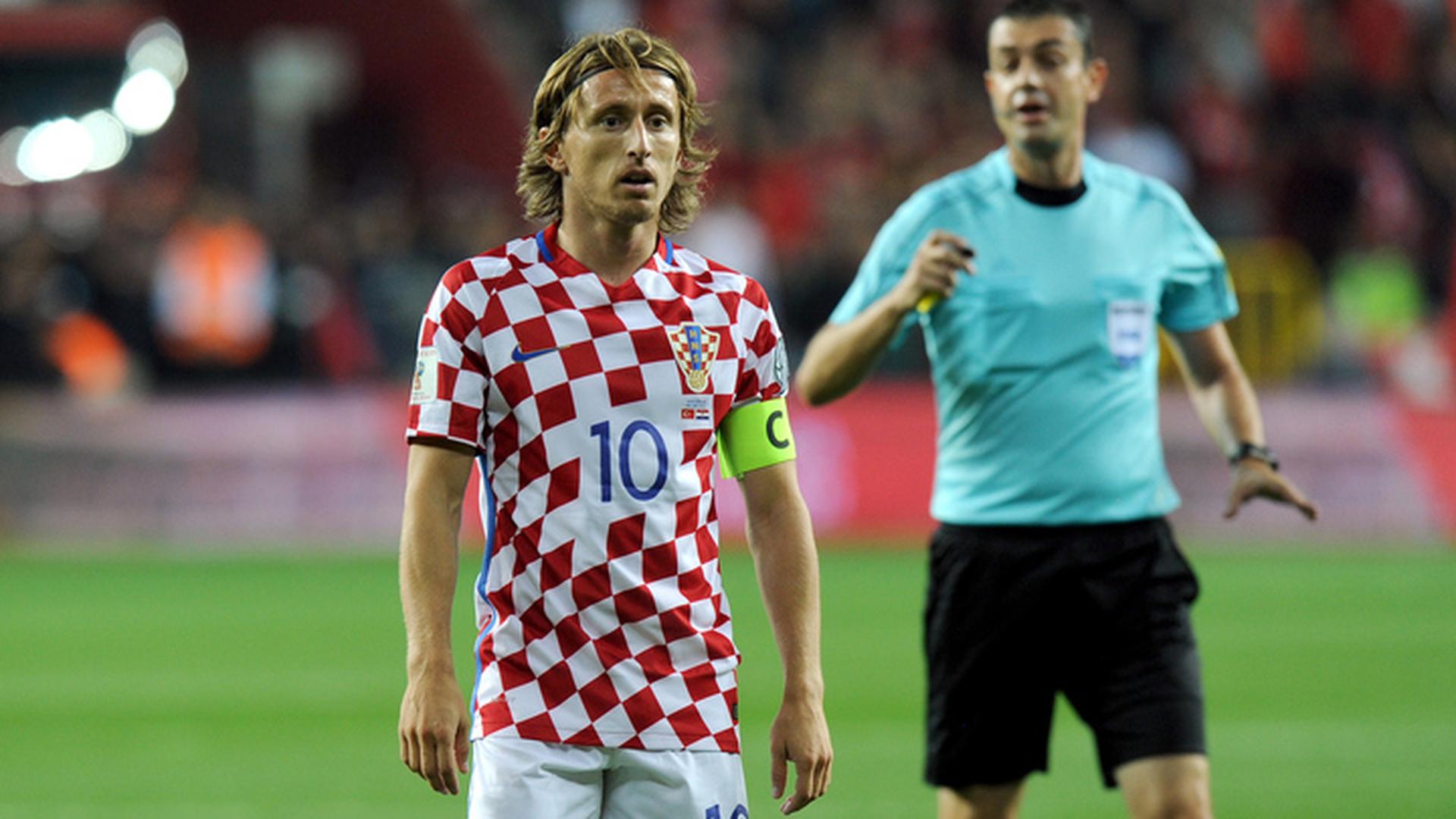 Лука Модрич уже с детства удивлял футбольными талантами