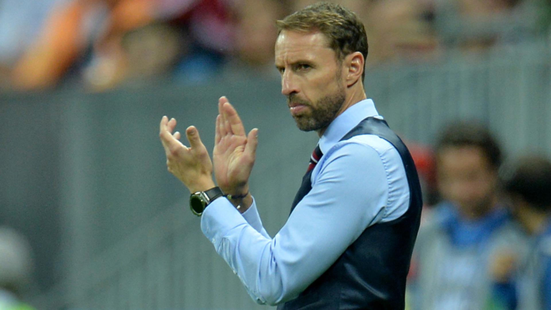 Тренер англичан Саутгейт: нам нужно выжать максимум из этой команды