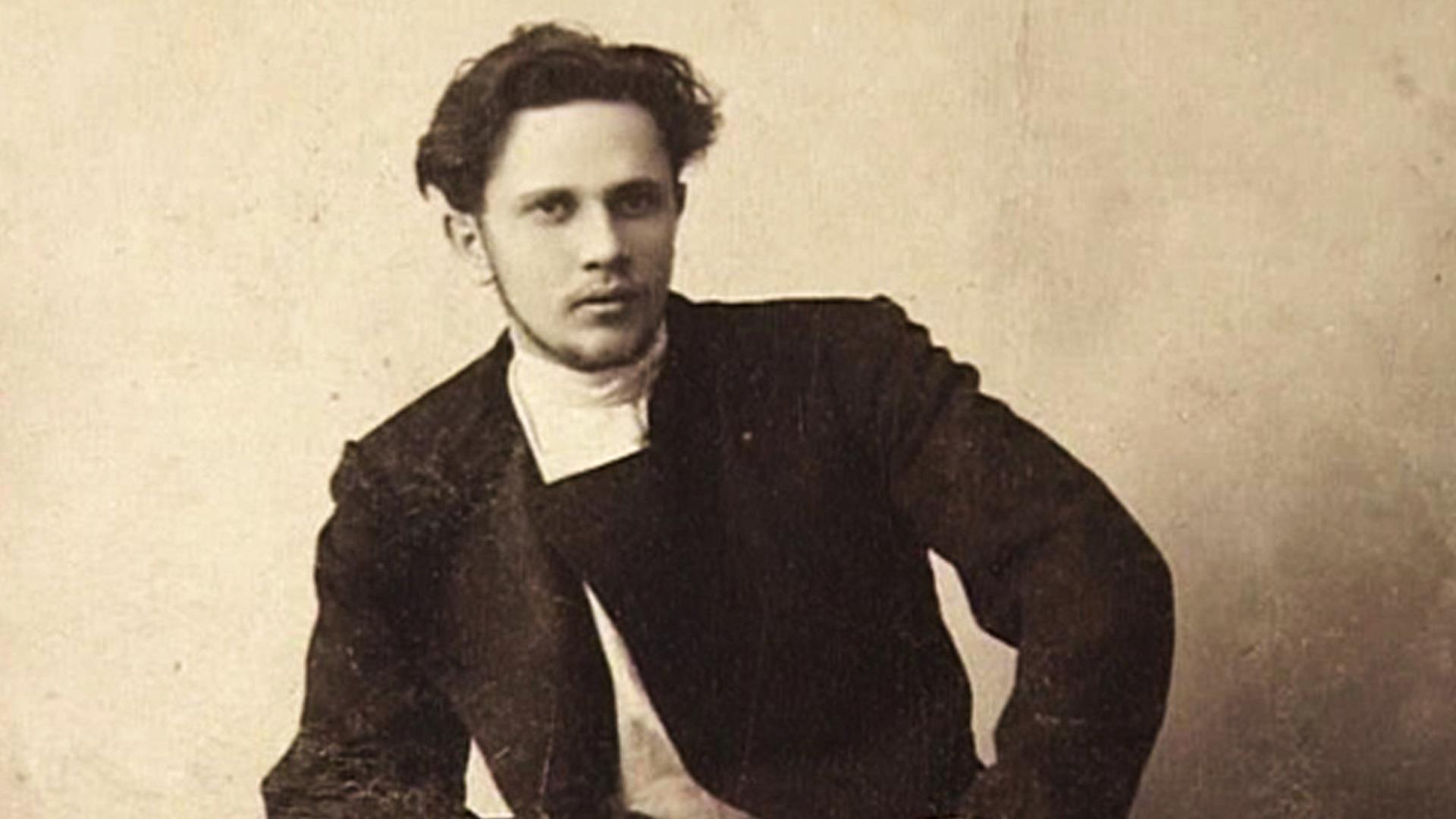 Красный граф Алексей Толстой