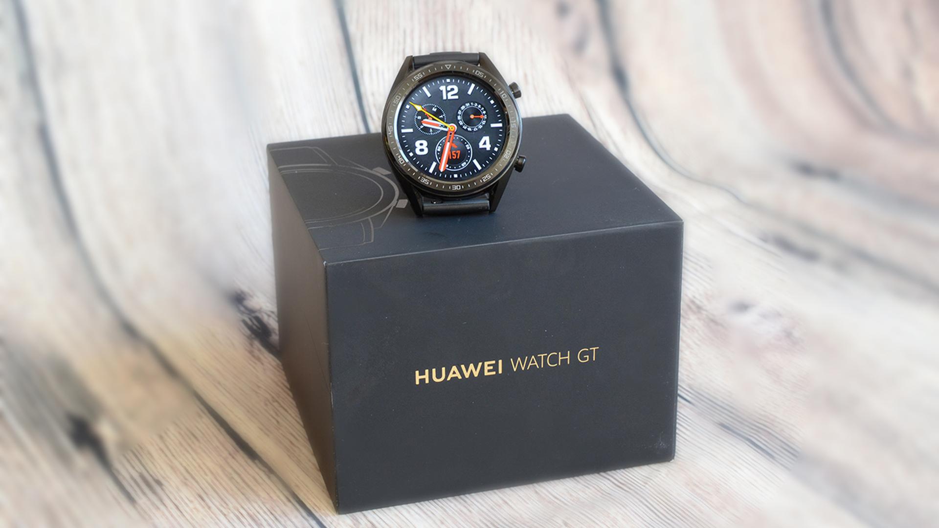 3f4d83c3261d4 Обзор смарт-часов Huawei Watch GT: спортивный долгожитель
