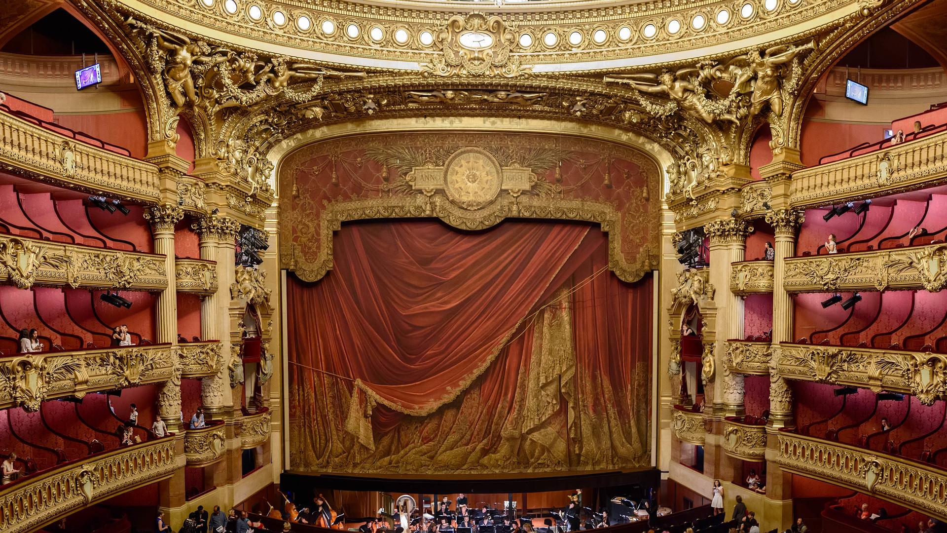 """""""Мы очень любим оперу"""""""